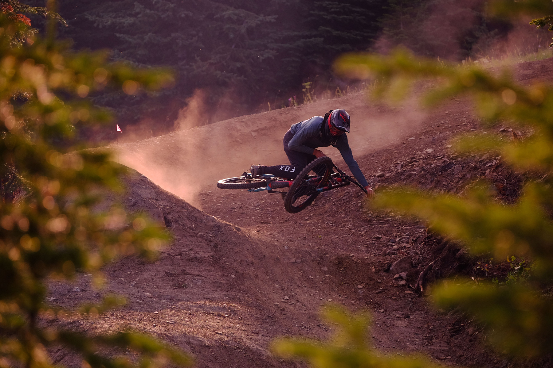 A Course Walk to the Heart of Sun Peaks Bike Park