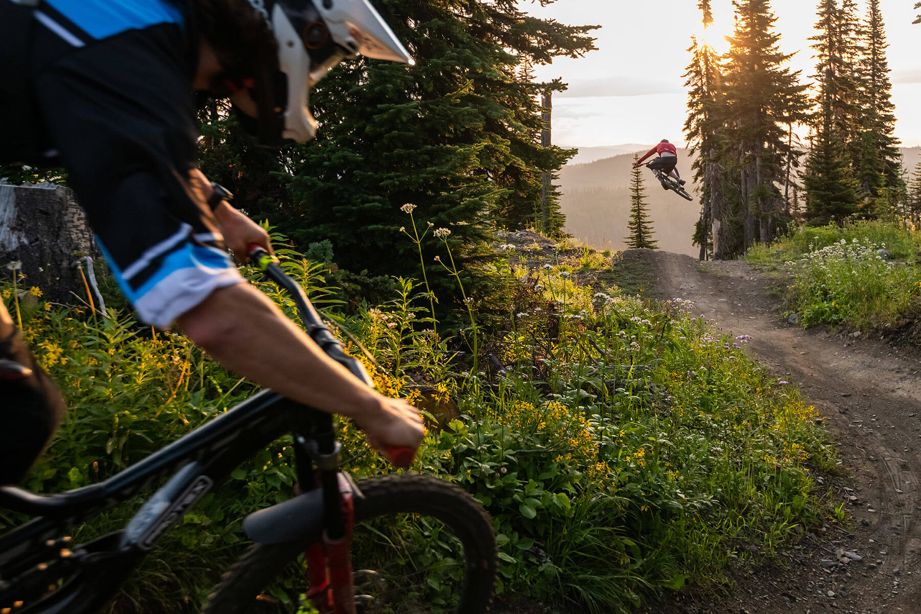 The Bike Park at Sun Peaks Resort