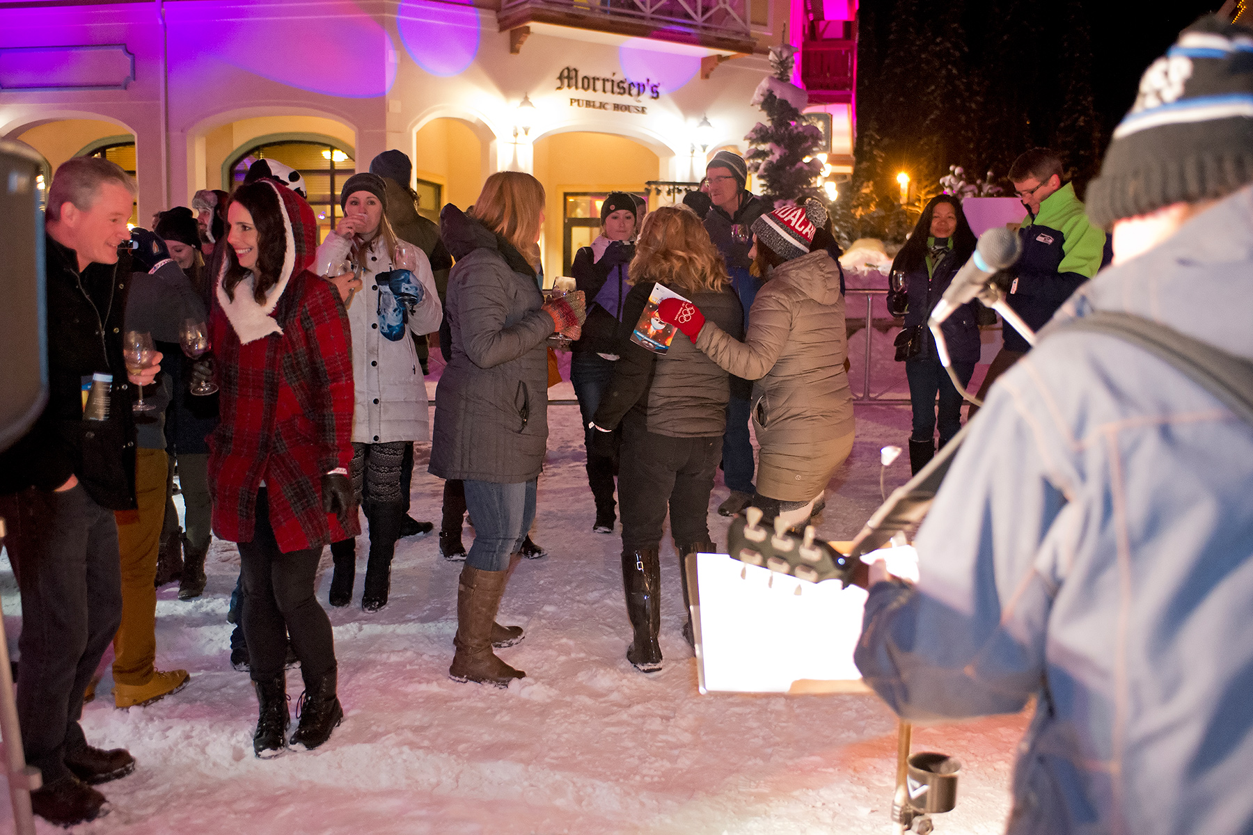 21st Annual Sun Peaks Winter Okanagan Wine Festival