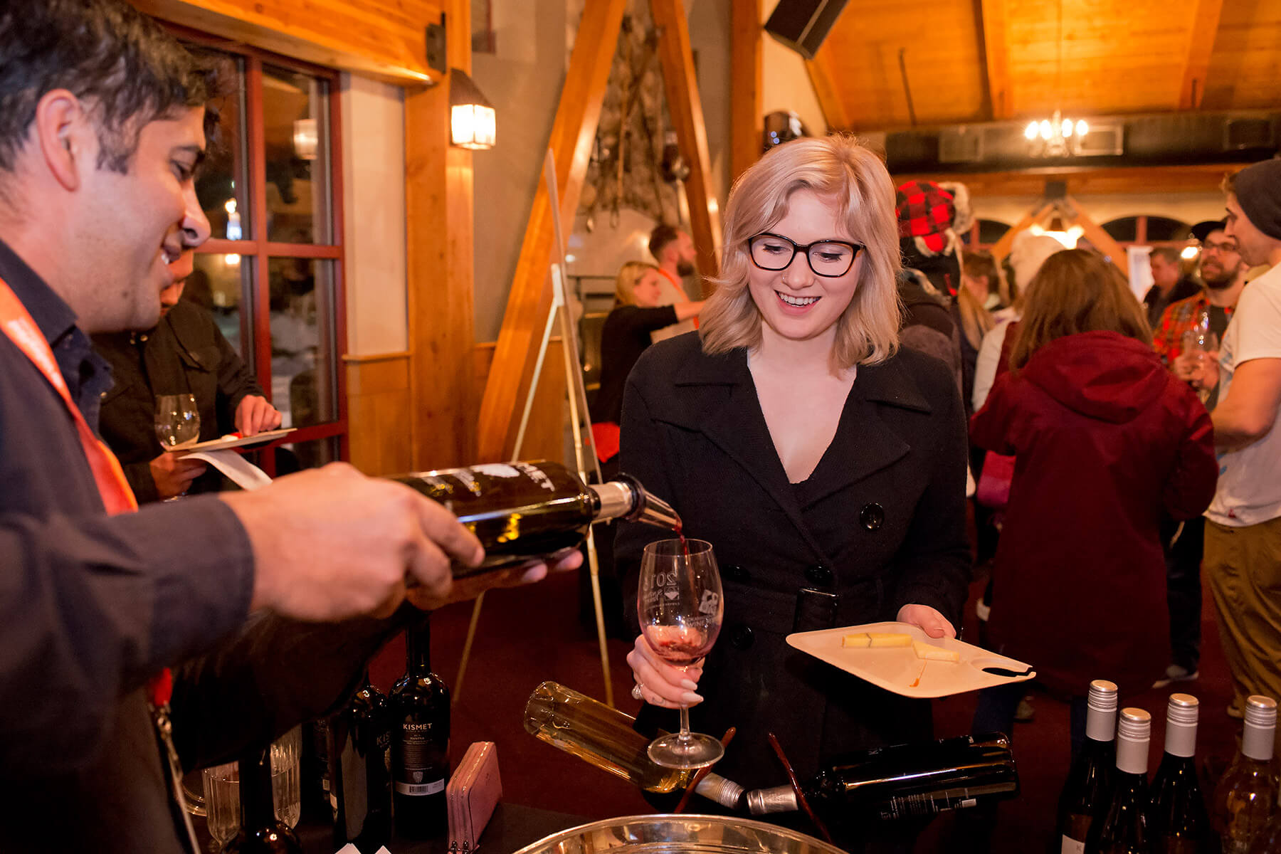Wine Event at Sun Peaks Resort