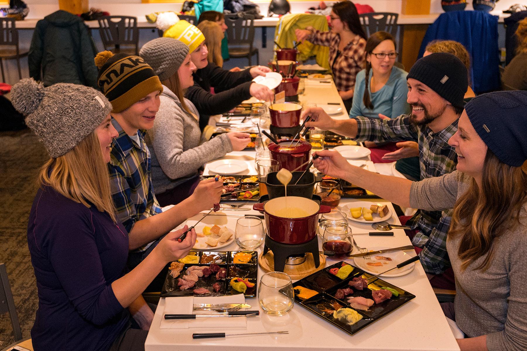 Imagini pentru dinner after ski