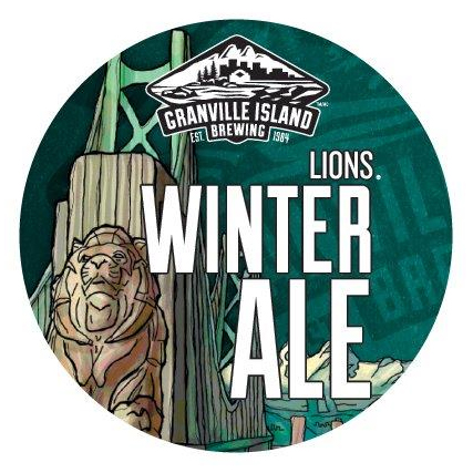 Lions Winter Ale - Granville Island Brewing