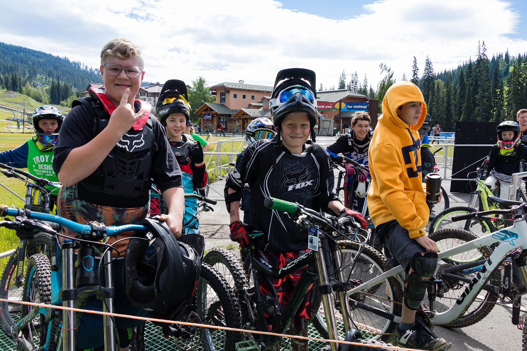 Bike Park First Chair 2019