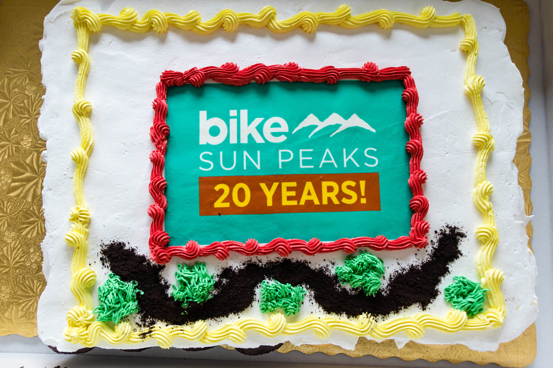 Celebrating 20 Years of the Sun Peaks Bike Park