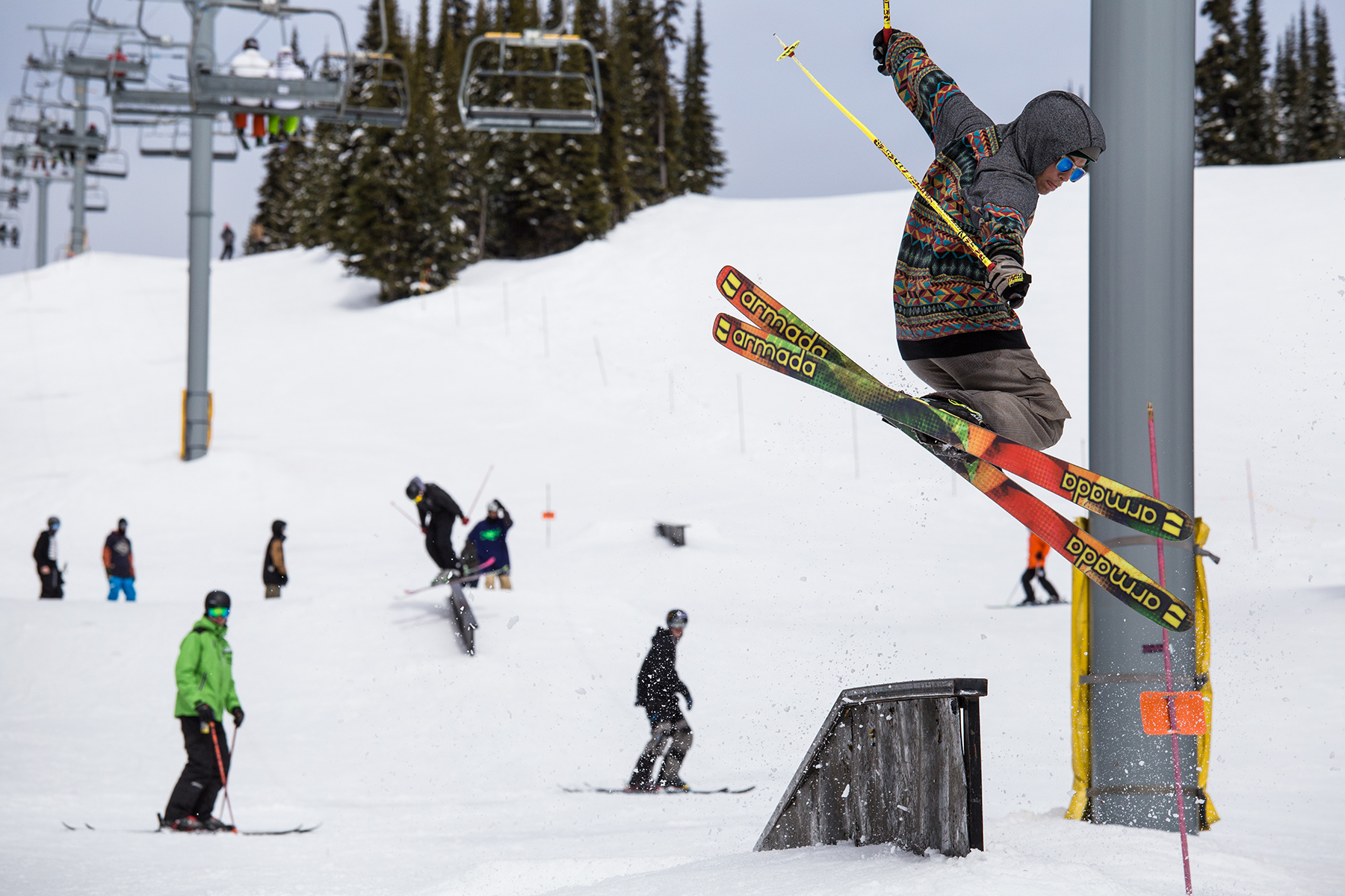 Freestyle Camp at Sun Peaks Resort