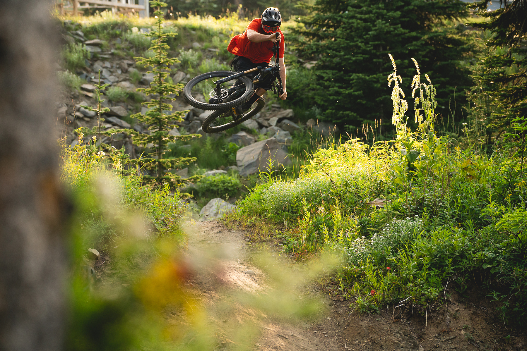 The Flow State at Sun Peaks Bike Park