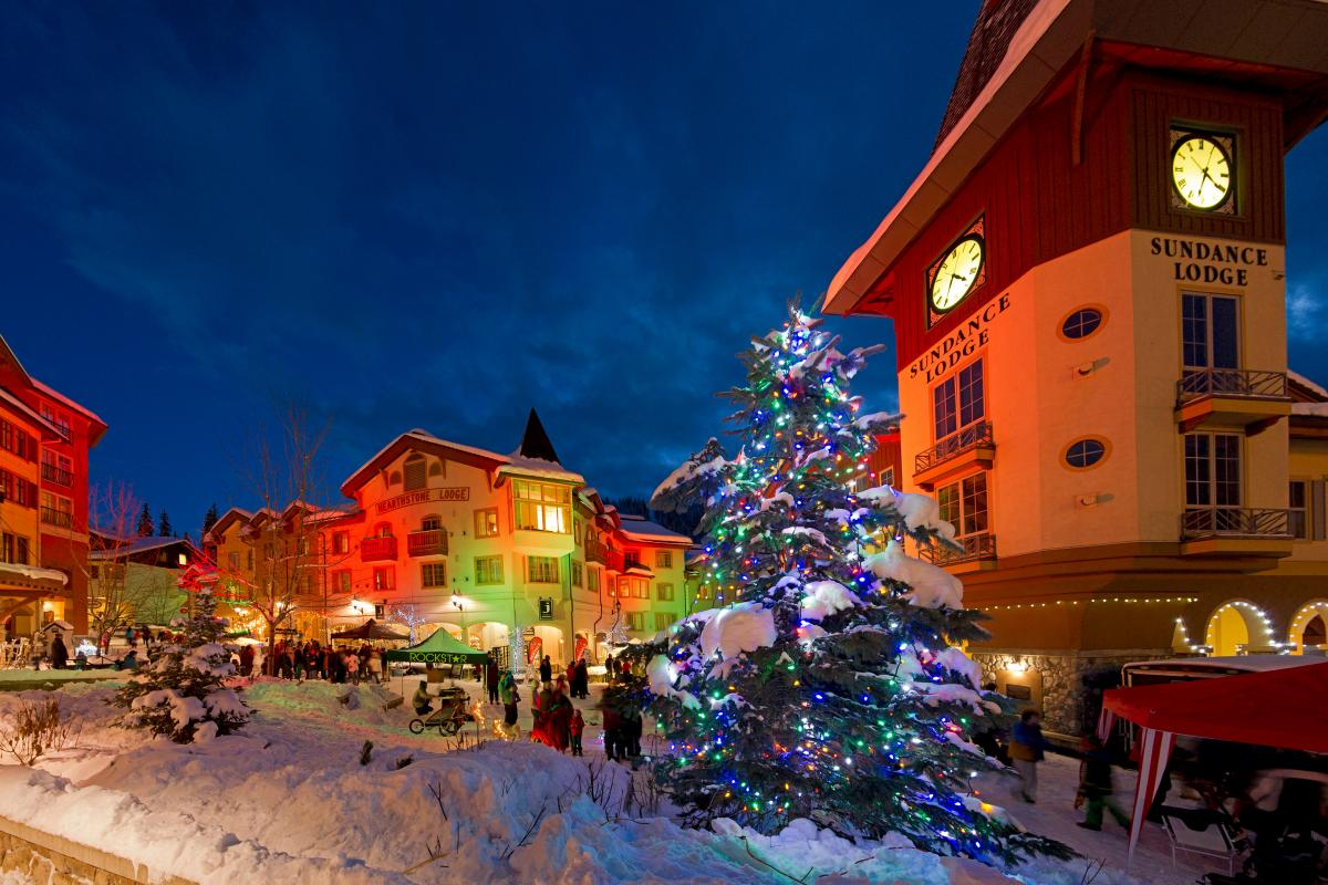 White Christmas In Canada.5 Ways To Celebrate A White Christmas In Sun Peaks Sun