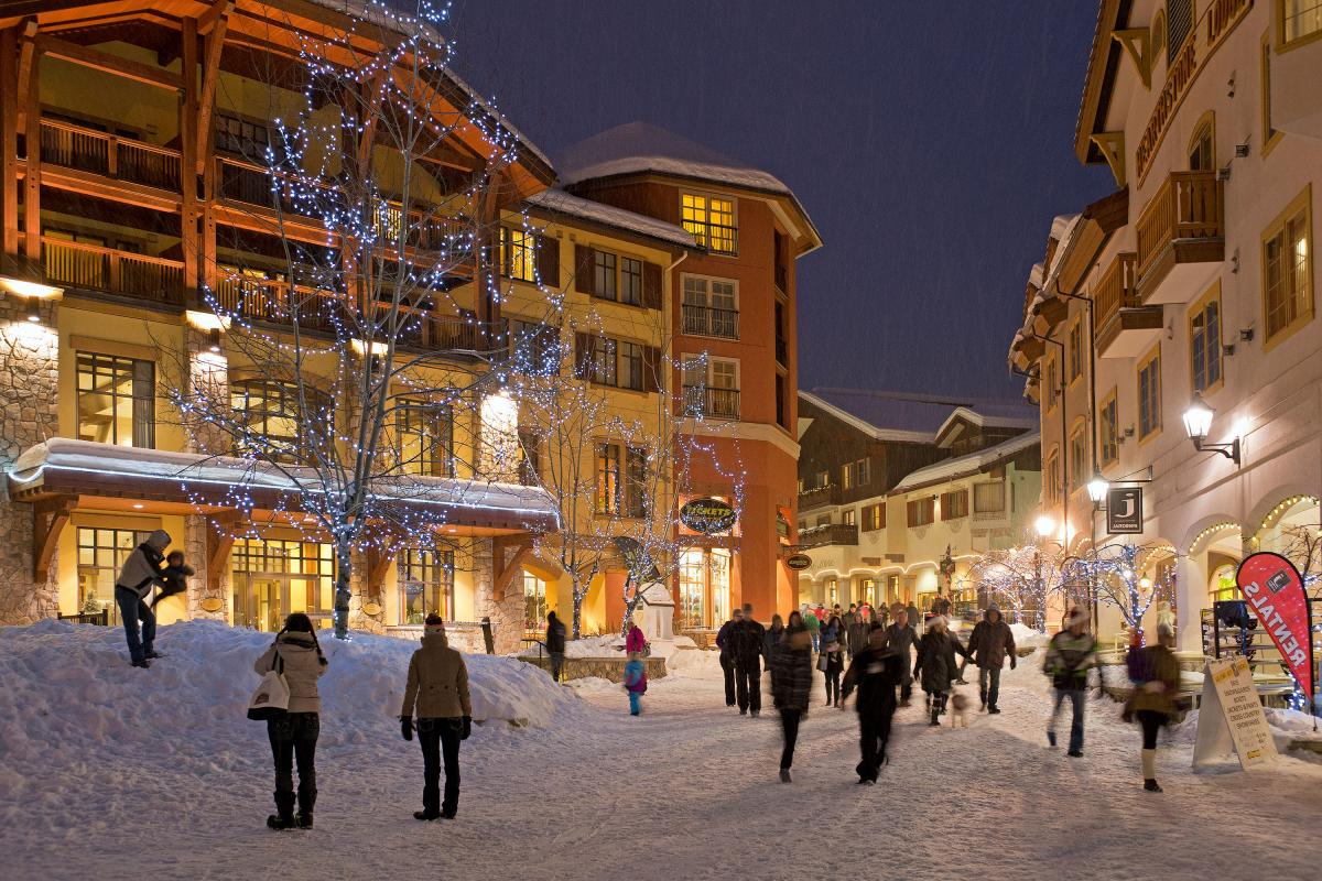 Events at Sun Peaks