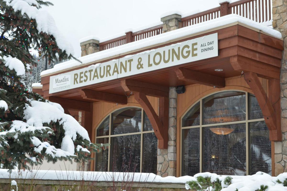 Mantles Restaurant and Lounge