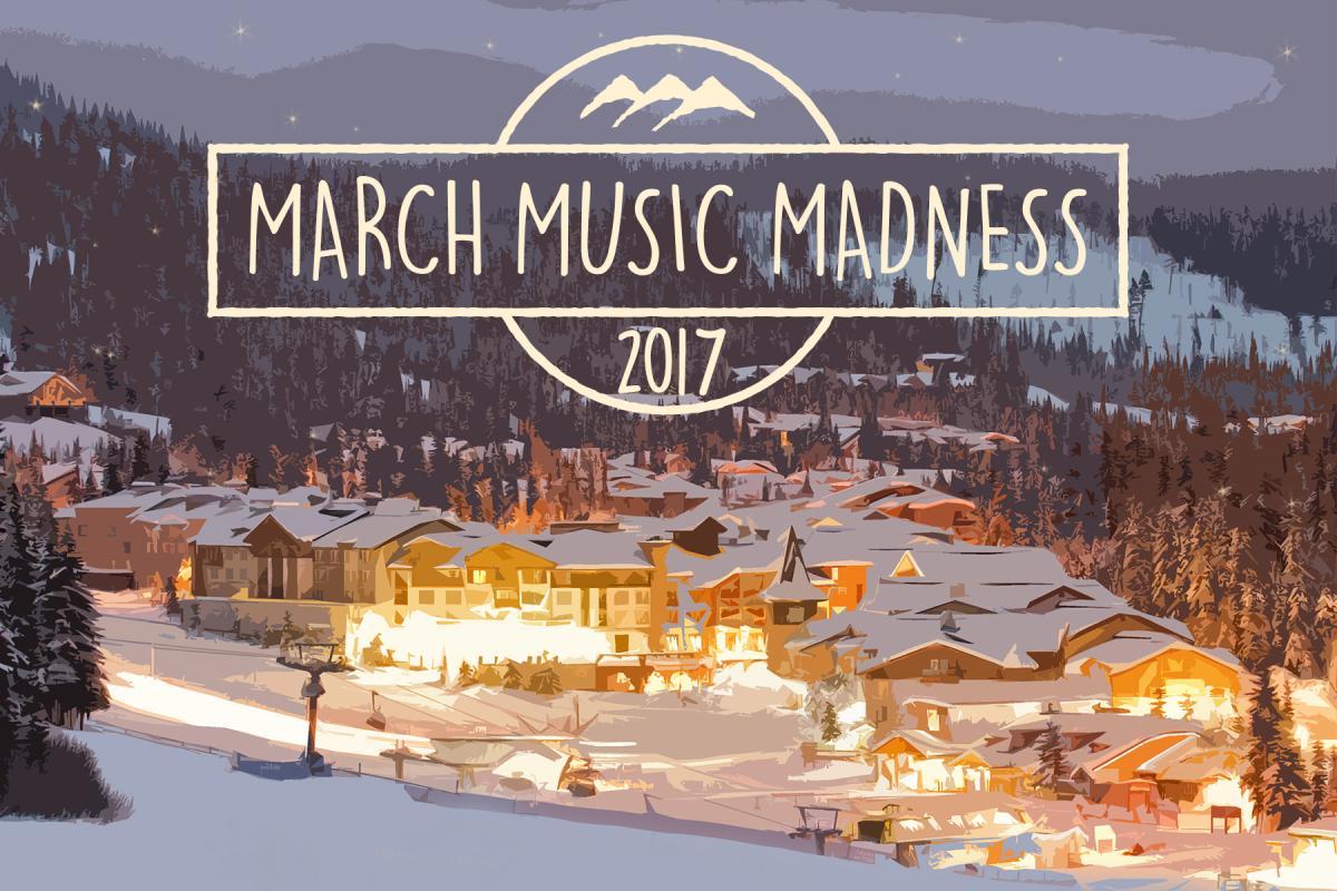 Marc Music Madness