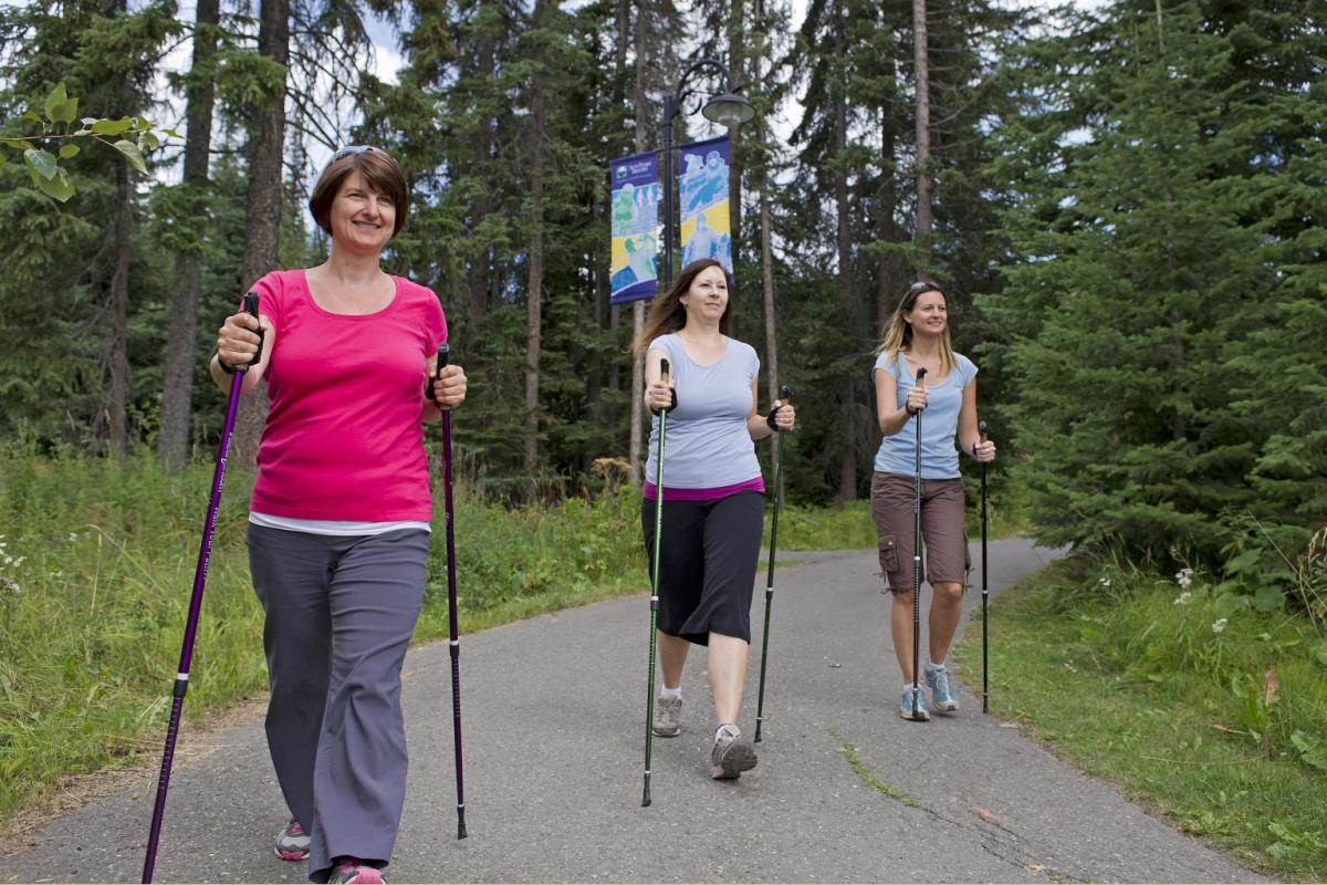 Nordic Pole Walking