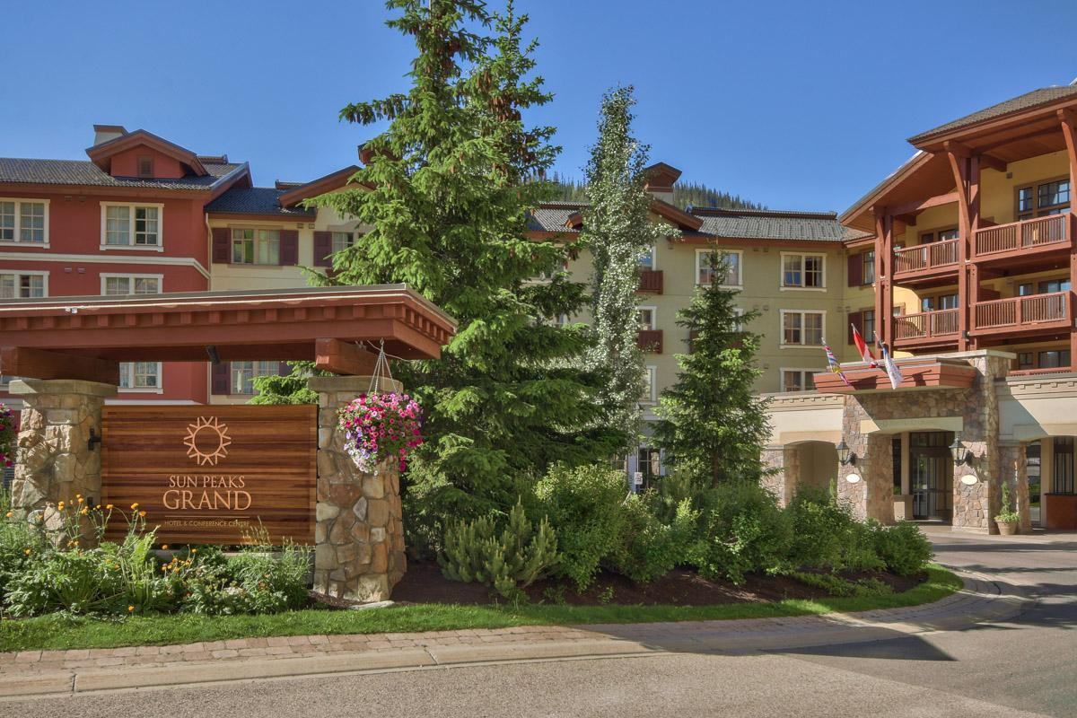 Sun Peaks Spa Packages
