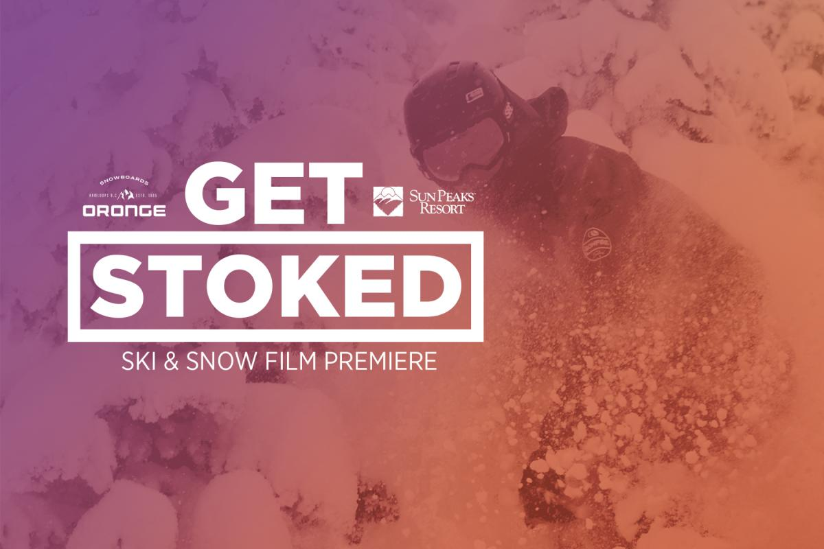 Get Stoked Film Premiere