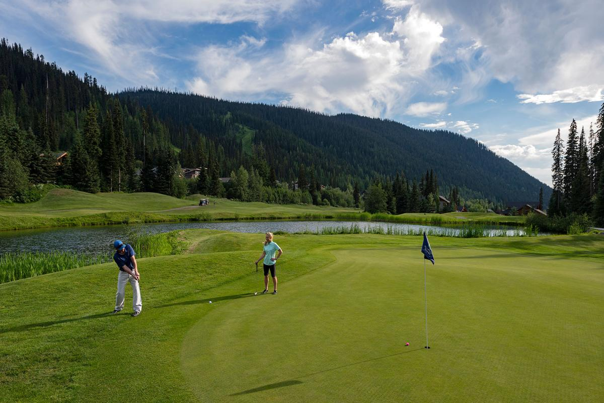golf course info