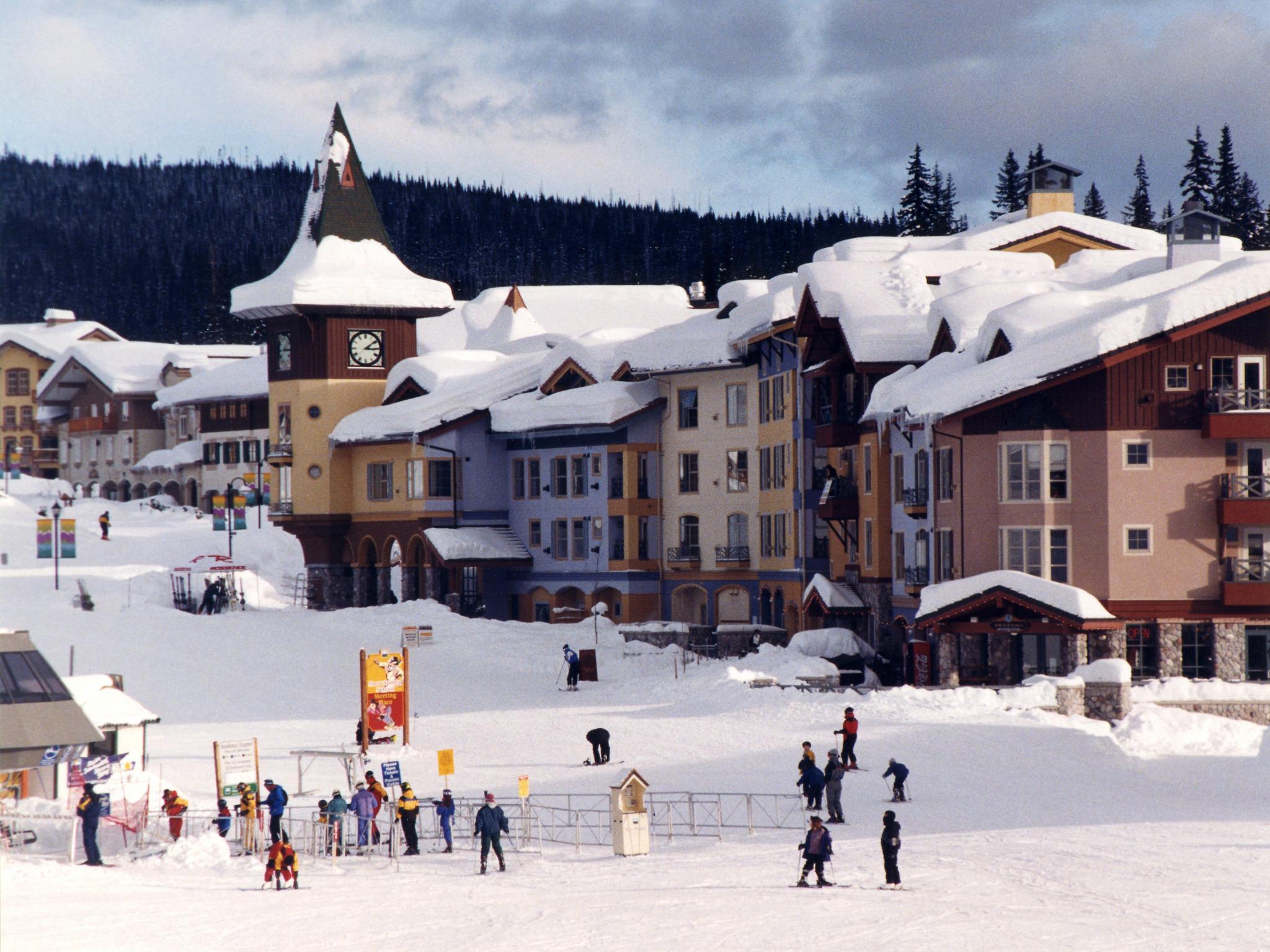 Coast Sundance Lodge Sun Peaks Resort