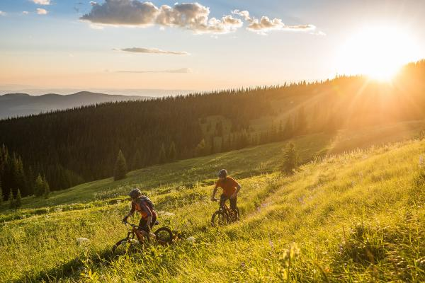 Cross Country Biking & Tours