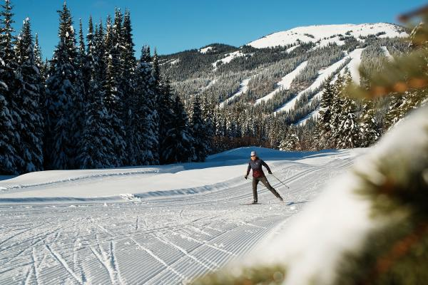5 Reasons to Nordic Ski in Sun Peaks this Winter