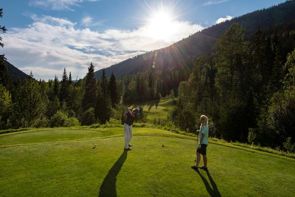 The 6 Most Scenic Holes on Sun Peaks' Breathtaking Mountain Course