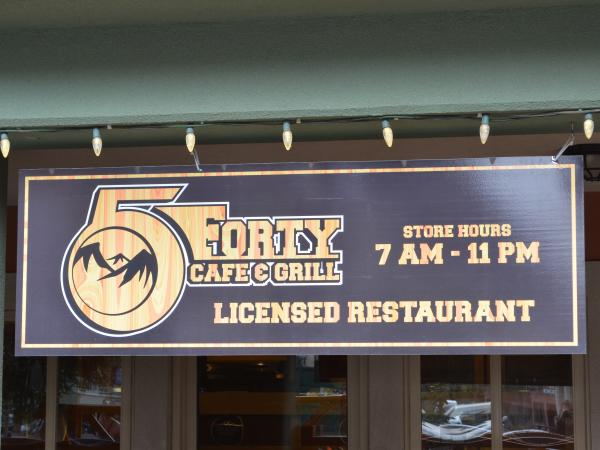 5Forty Cafe & Grill