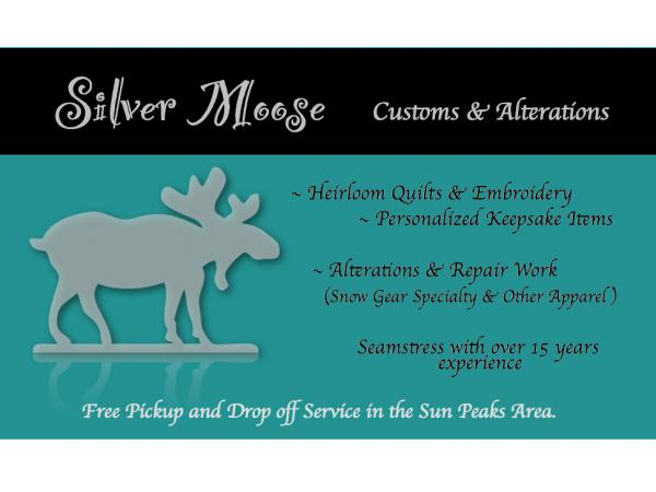 Silver Moose Customs & Alterations