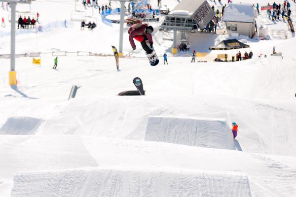 Terrain Park Events
