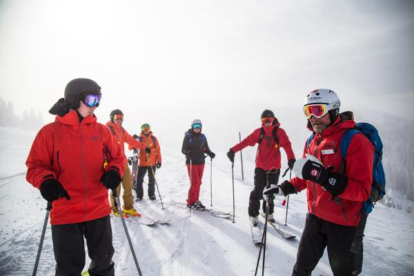 All Mountain Safety Session
