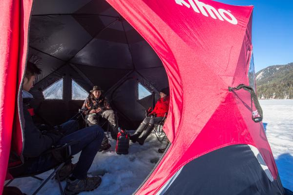Guided Ice Fishing
