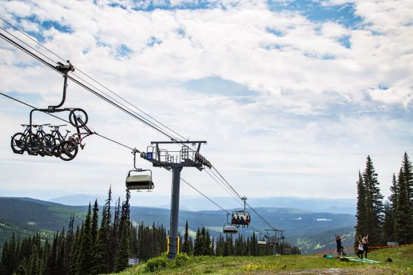 2017 BC Cup #2 & BC DH Championships at Sun Peaks Resort