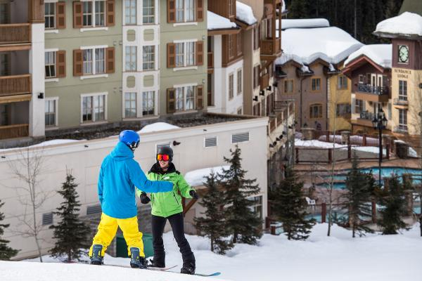 Learn to Ski/Snowboard Lessons
