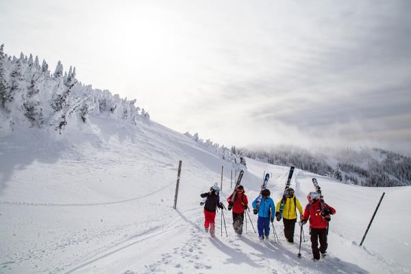 Guided Gil's Backcountry Tour