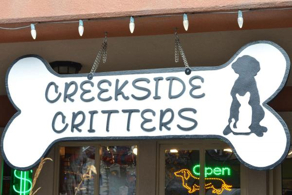 Creekside Critters