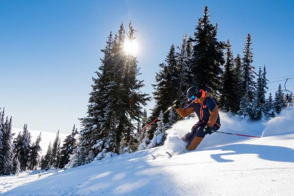 All Three Mountains Open Friday at Sun Peaks Resort!